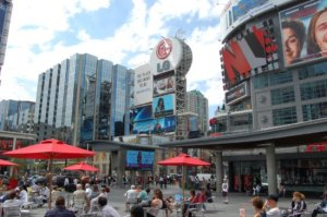AMC / Yonge-Dundas / Home away from home